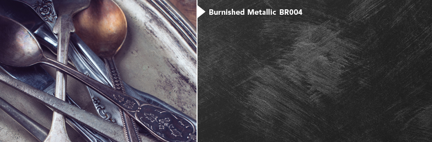 image of Burnished Metallic - BR004