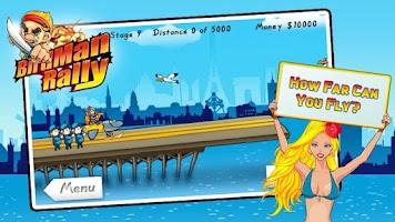 Screenshot of Birdman Rally