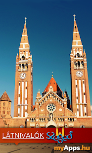 Sights of Szeged - screenshot