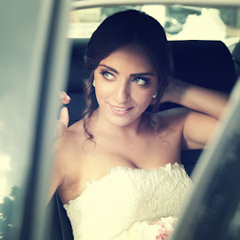 by Jelena Veronika Nenadić - Wedding Bride ( wedding photography, wedding day, wedding, happiness, bride )