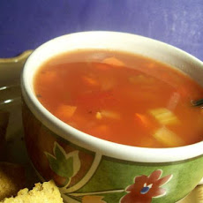 Vegetable Soup (Canning)