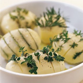 Herb Infused Potatoes