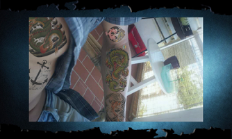 Screenshot of Tattoo Cam