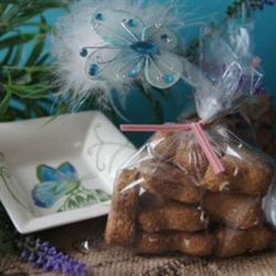 Brie's Very Vanilla Dog Treats