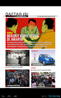Screenshot of Majalah detik