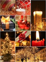 Screenshot of InstaCollage XMAS