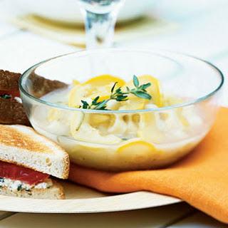 Summer Squash Pasta Soup Recipes