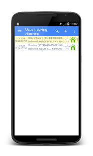 Download USPS auto tracking system APK for Android