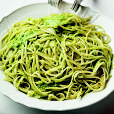 Trenette with Jalapeño Pesto Recipe