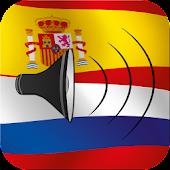 Spanish to Russian talking phrasebook translator