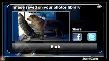 Screenshot of JumiCam