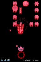 Screenshot of Voxel Invaders