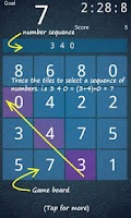Screenshot of Numbers - Math Game (Free)