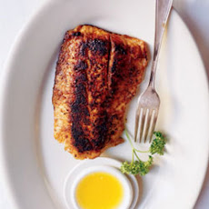 Blackened Redfish