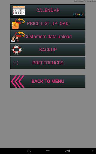 Tech Service Manager Plus - screenshot