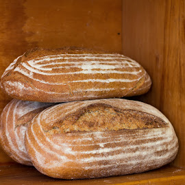 Bread by Vibeke Friis - Food & Drink Cooking & Baking ( bread, loaves,  )