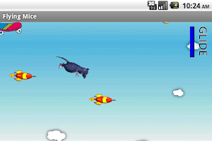 Screenshot of Flying Mice