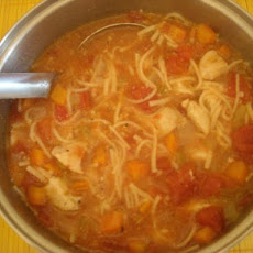 Chicken Soup Provencal