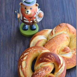 Bavarian Pretzels Recipes