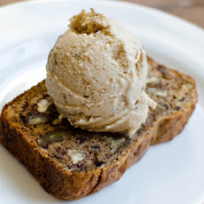 Banana Bread Ice Cream