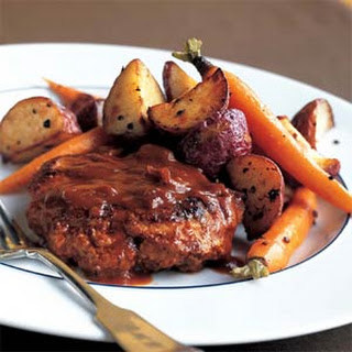 Superfast Salisbury Steak