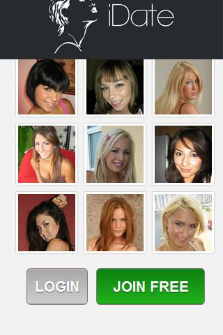 idate-flirt-chat-dating for android screenshot