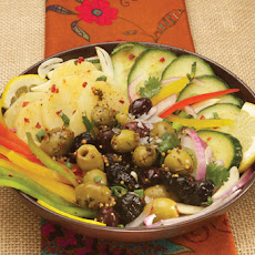 Moroccan Vegetable Salad