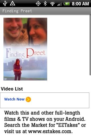 Finding Preet Movie