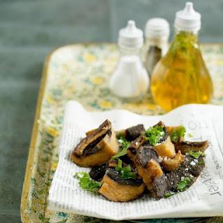 Porcini Mushrooms Fish Recipes