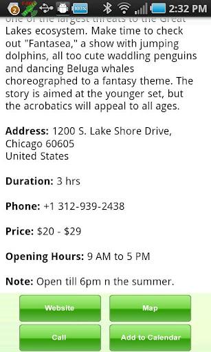 【免費旅遊App】TS GreenGuide: Chicago-APP點子