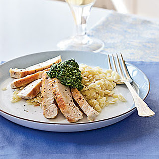 Sautéed Chicken Breasts