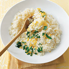 Lemon-Parsley Risotto