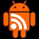 RSS Junkie (RSS Reader) mobile app icon