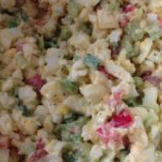 Low Fat Egg Salad