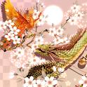 Dragon Suzaku Sakura icon