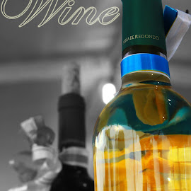 Wine  by Eman Bria - Food & Drink Alcohol & Drinks