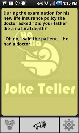 Joke Teller