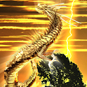 Flash Dragon Lightning icon