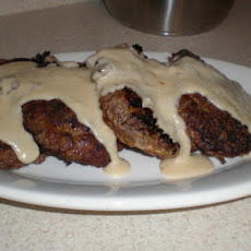 Country Fried Steak and Pan Gravy