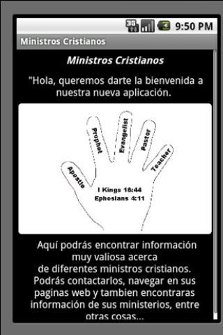 Christian Ministers