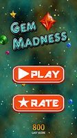 Screenshot of Gem Madness Saga