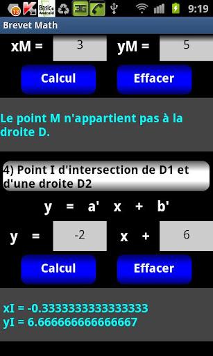 【免費教育App】Math 3° Brevet-APP點子