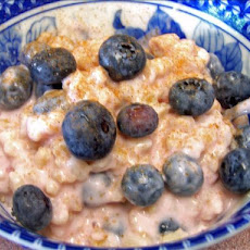 Barley and Fruit Pudding (Ww Core)