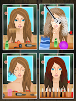 Screenshot of City Girl Makeover