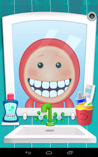 Sparkle Toothbrush Playtime - screenshot