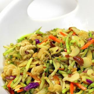 Broccoli Slaw Ramen Noodles Almonds Recipes