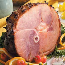 Old-Fashioned Glazed Ham Recipe