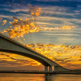 bridge by Ikhsan San - Landscapes Sunsets & Sunrises