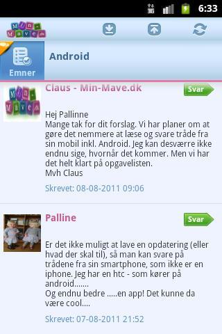 Min-Mave.dk