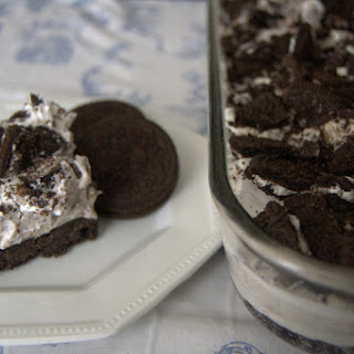 Oreo Pudding Dream Bars